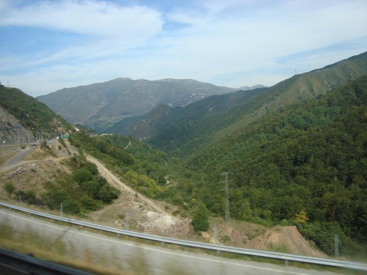 Estrada para Oviedo