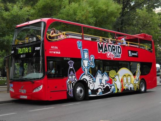 Bus turismo