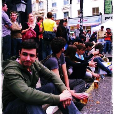 Jogado em Notting Hill