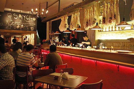 Sancho Bar y Tapas