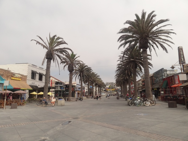 Centrinho de Hermosa Beach
