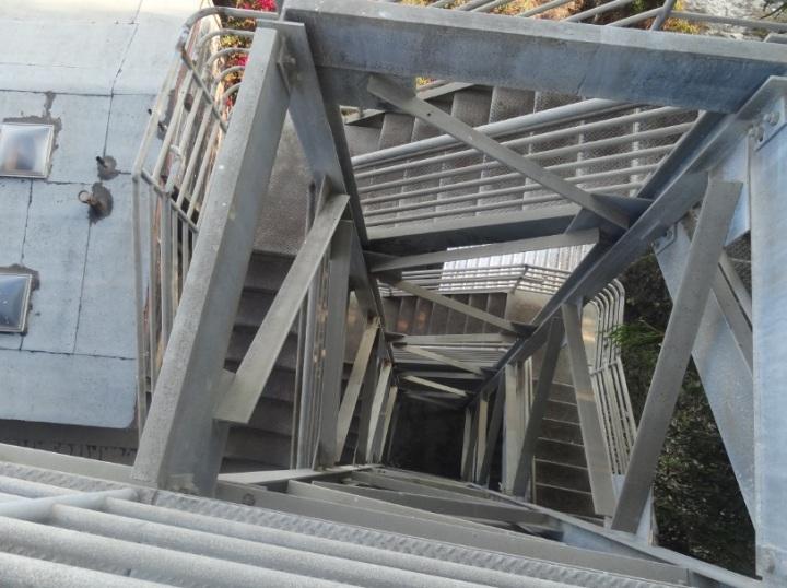 Escadaria de Escondido Beach