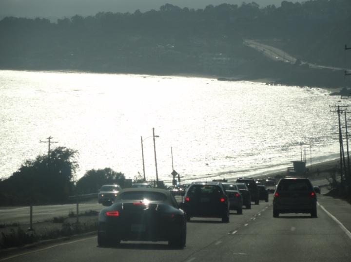 Estrada para Malibu