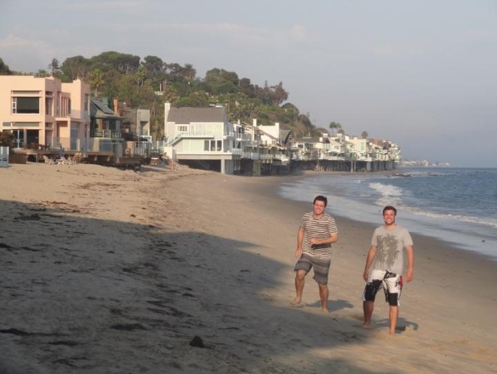 As casas de Malibu