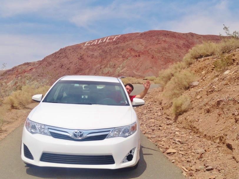 Deserto de Monjave