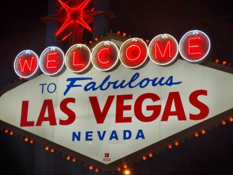 Vegas já dá saudade!